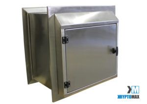 KryptoMax® Detention Stainless Steel Medical Pass-Through